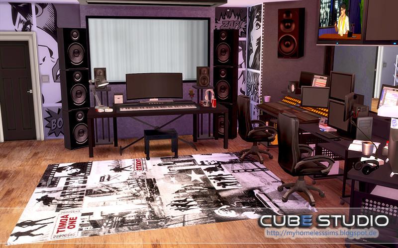 cube studio  request  by lovias